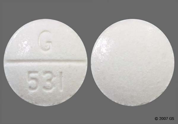 Photo of the drug Corzide (generic name(s): NADOLOL-BENDROFLUMETHIAZIDE).