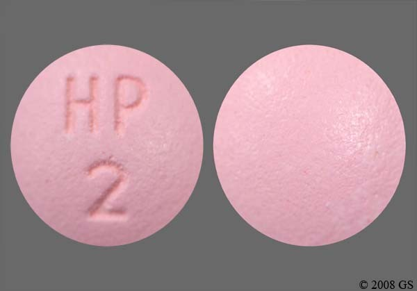 Photo of the drug hydralazine (generic name(s): HYDRALAZINE).