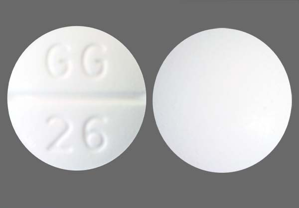 Photo of the drug Isosorbide Dinitrate.