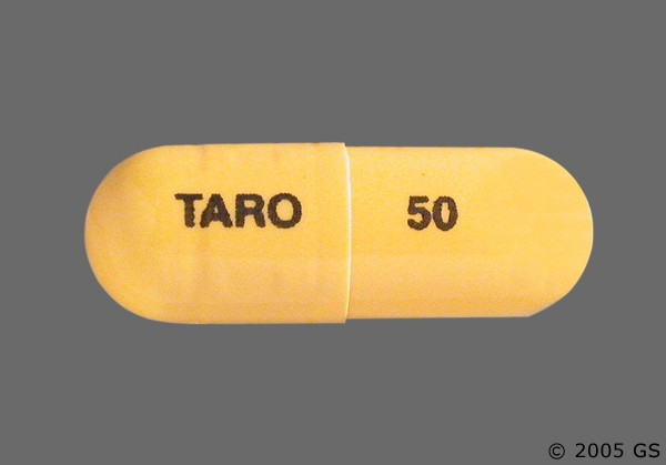 Photo of the drug Anafranil (generic name(s): CLOMIPRAMINE).