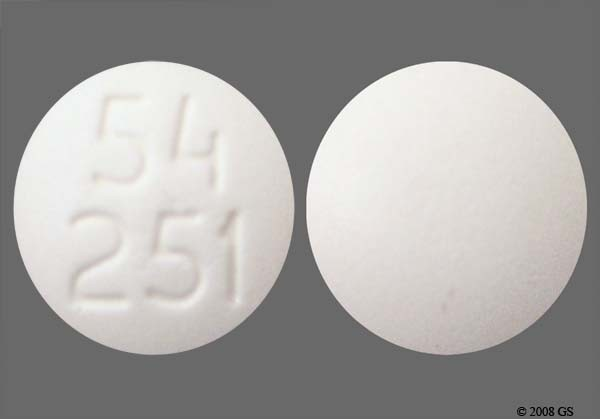 Photo of the prescription drug Precose.