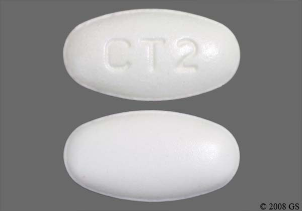 Photo of the drug Zyflo Cr.