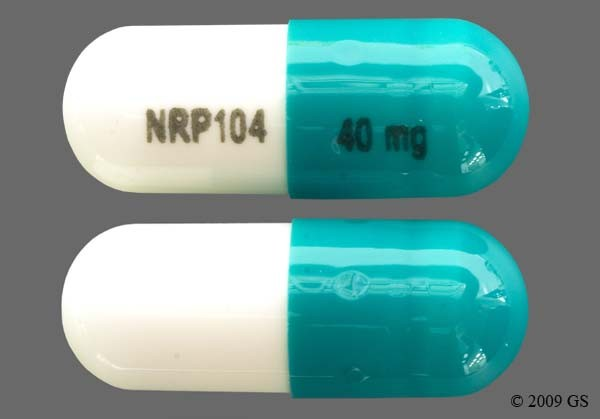 Photo of the drug Vyvanse.