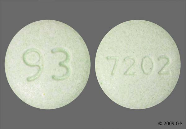 Photo of the drug Pravachol (generic name(s): PRAVASTATIN).