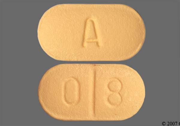 Photo of the drug Remeron (generic name(s): MIRTAZAPINE).