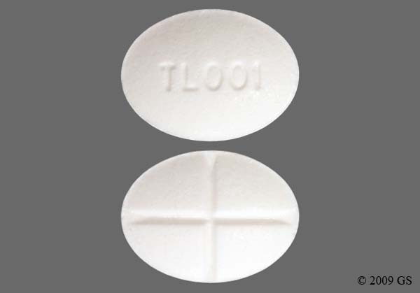 Photo of the drug Medrol (pak) (generic name(s): METHYLPREDNISOLONE).