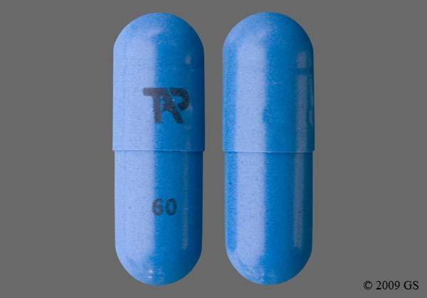Photo of the drug Dexilant (generic name(s): ).