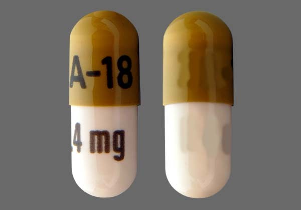 Photo of the drug Flomax.