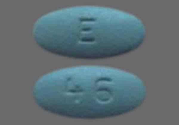 Photo of the drug Cozaar (generic name(s): LOSARTAN).