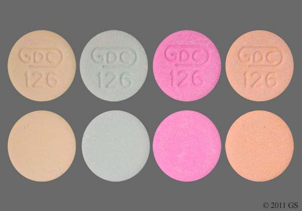 Photo of the drug Antacid.