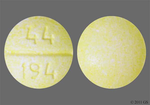 Photo of the drug Allergy (chlorpheniramine) (generic name(s): CHLORPHENIRAMINE MALEATE).
