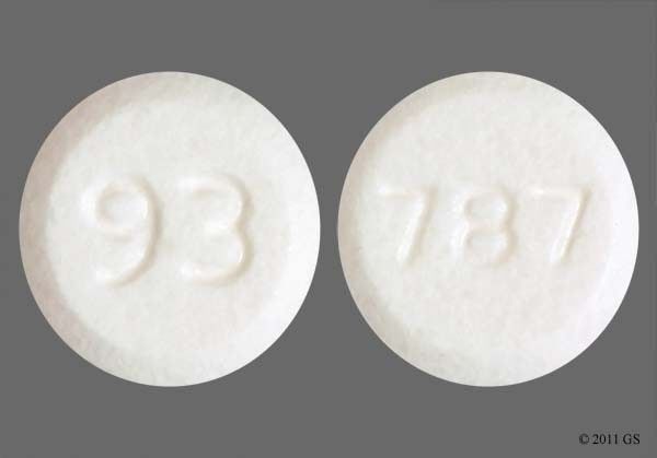 Photo of the drug Tenormin.