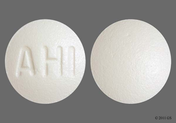Photo of the drug Arimidex (generic name(s): ANASTROZOLE).