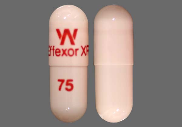 Photo of the drug Venlafaxine Hydrochloride.