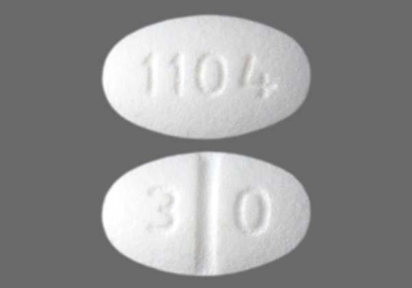 Photo of the drug isosorbide mononitrate (generic name(s): ISOSORBIDE MONONITRATE).