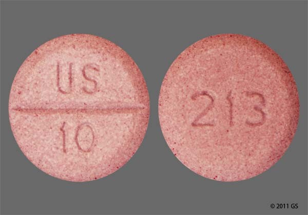 Photo of the drug Midodrine.