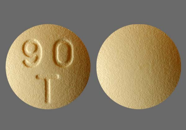 Photo of the drug Brilinta.