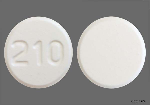 Photo of the drug Norvasc.