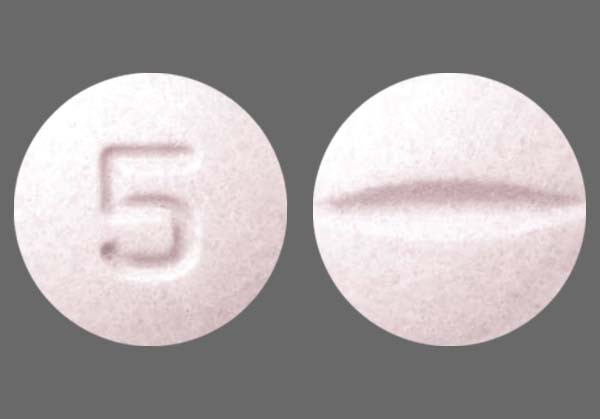 Photo of the drug Zestril.