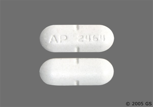 Photo of the drug Nadolol.
