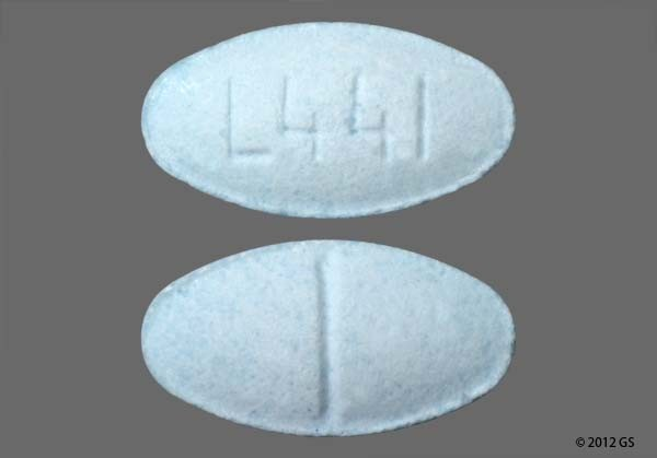 Photo of the drug Sleep Aid (doxylamine).
