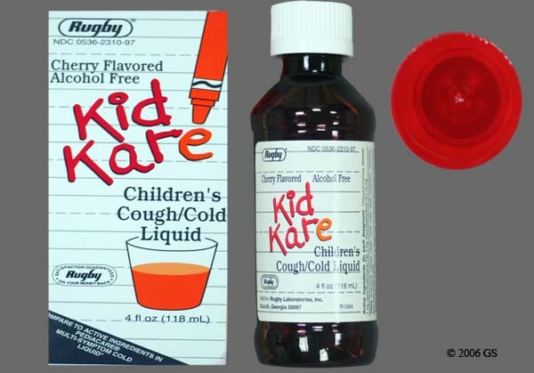Photo of the drug Kidkare.