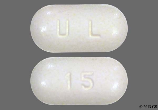 Photo of the drug Meloxicam.