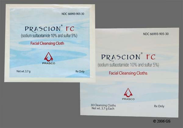 Photo of the drug Prascion Fc.
