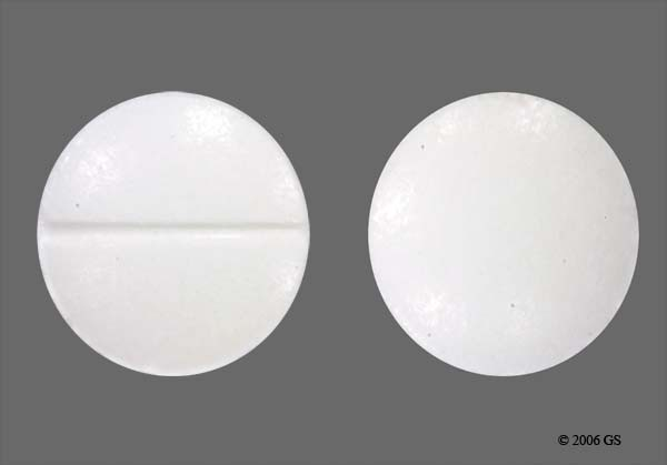 Photo of the drug Niacor.