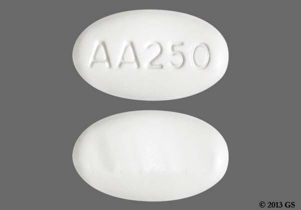Photo of the drug Zytiga (generic name(s): ABIRATERONE).