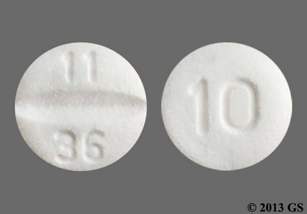 Photo of the drug Lexapro.