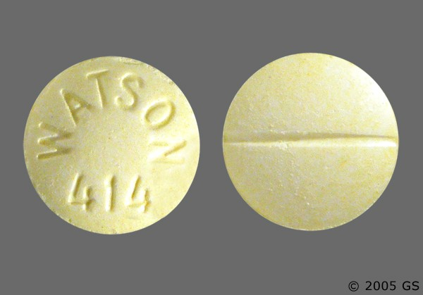 Photo of the drug Estropipate.