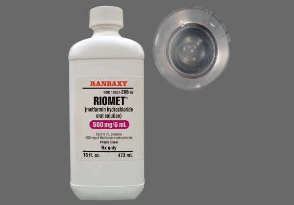 Photo of the drug Riomet.