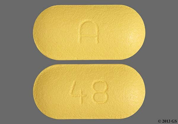 Photo of the drug Glucovance (generic name(s): GLYBURIDE-METFORMIN).