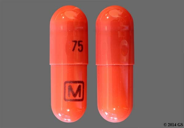 Photo of the drug Imipramine Pamoate.