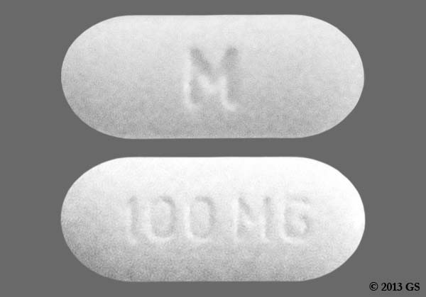 Photo of the drug Modafinil.