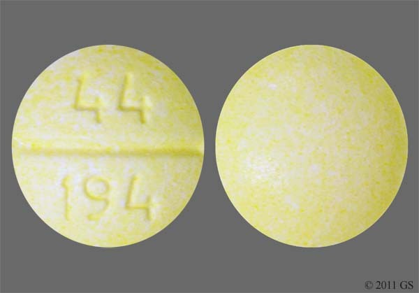 Photo of the drug Allergy (chlorpheniramine).