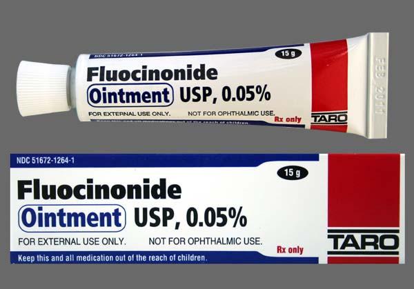 Photo of the drug Vanos (generic name(s): FLUOCINONIDE).