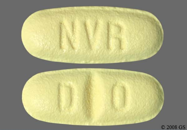 Photo of the drug Diovan.