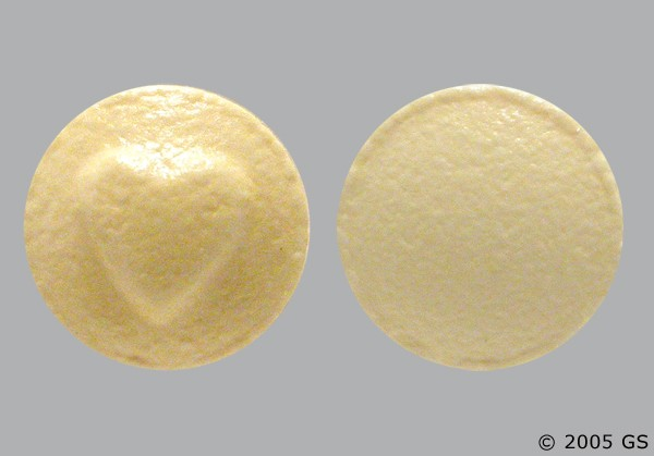 Photo of the drug Aspir-low (generic name(s): ASPIRIN).