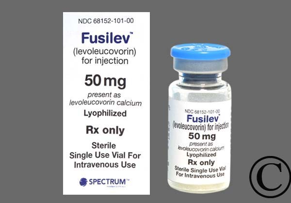 Photo of the drug Fusilev.
