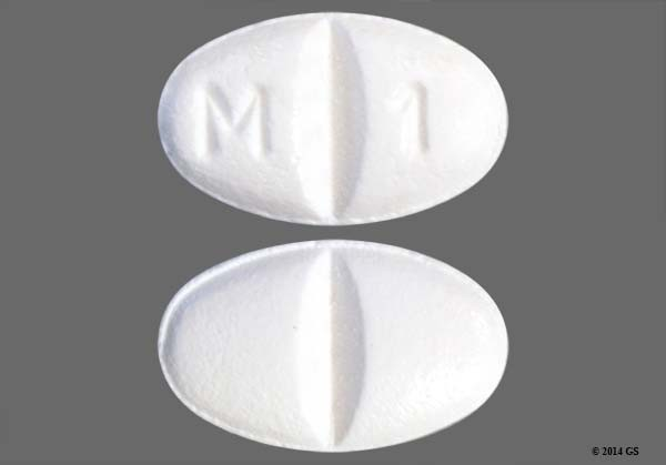 Photo of the drug Toprol Xl (generic name(s): METOPROLOL SUCCINATE).