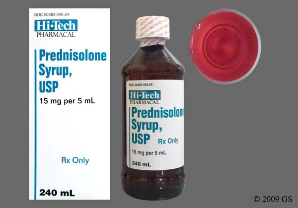 Prednisolone Prescription Cost