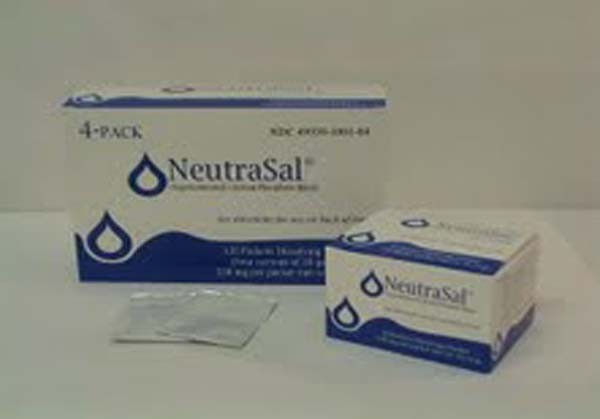 Photo of the drug Neutrasal.