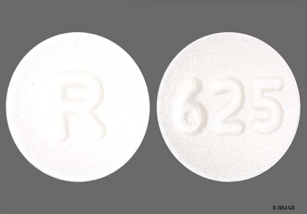 Photo of the drug Accolate (generic name(s): ZAFIRLUKAST).