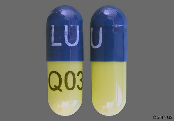 Photo of the drug Duloxetine Hcl.