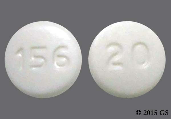 Photo of the drug Telmisartan.