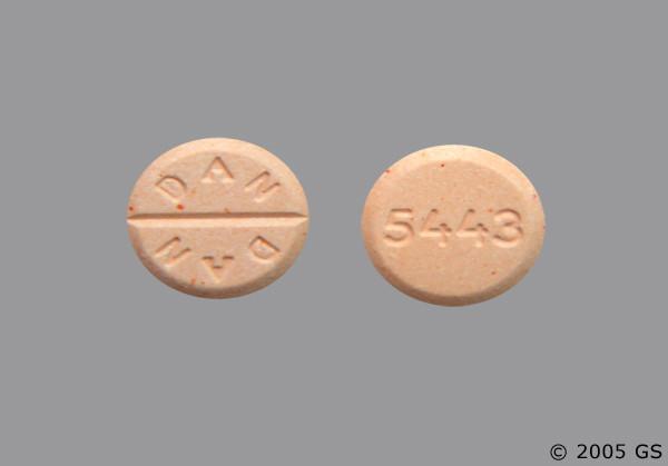 Photo of the drug Deltasone (generic name(s): PREDNISONE).