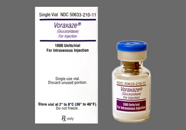 Photo of the drug Voraxaze.