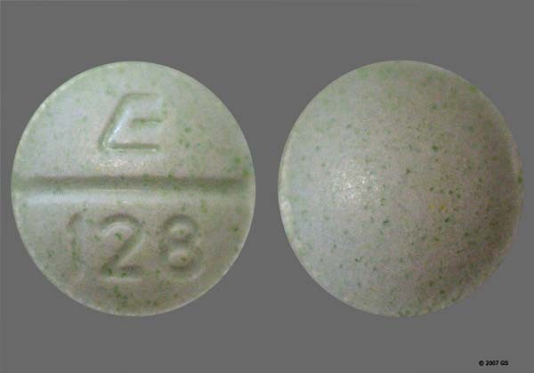 Photo of the drug Bumex.